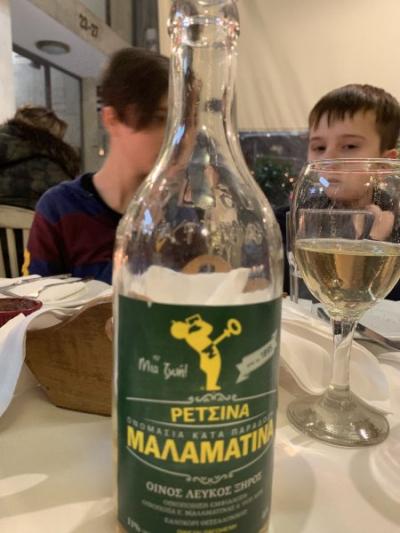 Restina wine