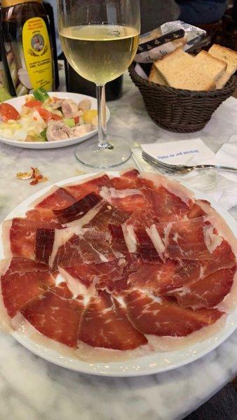 all the ham