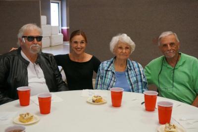 Dad, Heather, Mammaw, Uncle Len